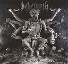 Behemoth - The Apostasy (CD + DVD) 2008 NEW