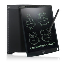 Easyacc 12'' Electronic Digital LCD Writing Pad Tablet Graphics Drawing Notepad