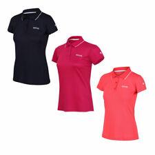 REGATTA MAVERICK V ACTIVE Damen Polo Shirt Funktions Shirt Piqué Shirt RWT210