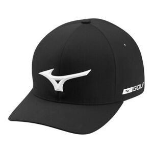 NEW Mizuno Tour Delta Fitted Hat - Choose Size & Color!
