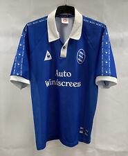 Birmingham City Home Football Shirt 1998/99 Adults Large Le Coq Sportif A333