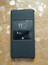 Sony Xperia Z5 E6653 32GB Graphite Black Unlocked Smartphone, Sony SCR42 case