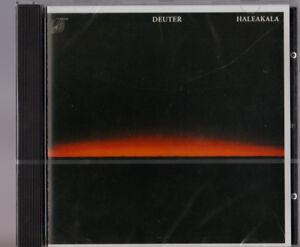 DEUTER...CD...HALEAKALA ( Kraut Rock )