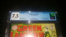 Green Lantern #59 CGC 7.5 1968 1st app. Guy Gardner