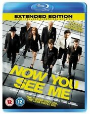 Now You See Me (Blu-ray, 2013) Extended Edition