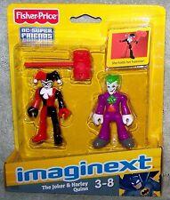 Imaginext Batman Dc Super Friends The Joker & Harley Quinn