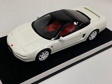 1/18 Otto GT Spirit Acura Honda NSX Type-R in White OT242 Special base