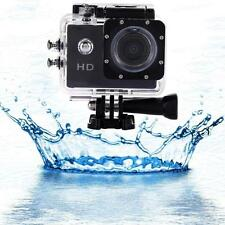 HBK1080P 12MP Waterproof Action BK Sports Camera Car Cam Camcorder Recorders  BK