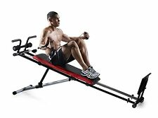Ultimate Body Workout 50 Exercise Machine Strength Training Weights Home Gym Fit