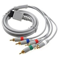 RCA component YPbPr audio video AV cable 1.7 m for the Nintendo Wii E3B8