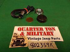 Jeep Willys M38 M38A1 CJ3A Horn button repair kit