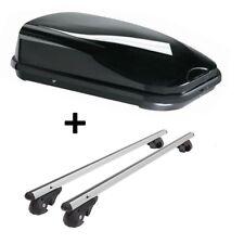 Coffre de toit vdpfl320l + porte-rampe en aluminium vdp004l JAGUAR X-TYPE SW