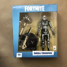 Fortnite Skull Trooper McFarlane Toys New Sealed Box