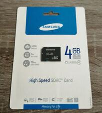 Samsung SD Karte 4 GB [CID Changeable Card, änderbare CID]