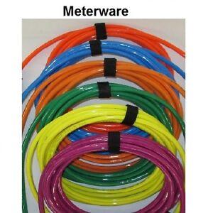 Voll PUR Kabel - H07BQ-F-Fachhandelsware - Baustellen Kabel - in 5 Farben