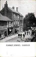 Oakham. Dixon & Berry Shop, Market Street. Thos.Musk, Manager.