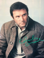 Charles Grodin Autographed 8x10 Celebrity Photo