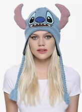 Disney Lilo And Stitch Peruvian Laplander Beanie Knit Hat New With Tags!