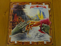 HELLOWEEN KEEPER OF THE SEVEN KEYS PART 2 GATEFOLD SLEEVE 1988 LP VINYL RECORD