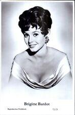 Beautiful Actress BRIGITTE BARDOT 72/21 Swiftsure 2000 Postcard GREAT QUALITY