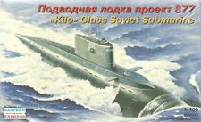 Eastern Express 40007 russisches Kilo Class Nuclear Submarine 877 U Boot 1:400