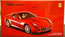 2006 Ferrari 599 GTB Fiorano, 1:24, Fujimi 122779