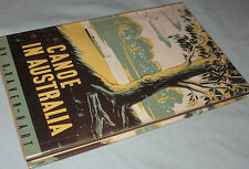 Canoe in Australia  by Rowland Raven-Hart   SUPERB COPY   Hc + DUSTJACKET!  1948