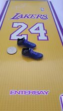 ENTERBAY 1/6 Lakers basketball # 8 24 Kobe Bryant Action Figure's sneakers shoes