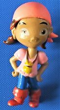 DISNEY.  IZZY.  JAKE AND THE NEVERLAND PIRATES 5cm TALL FIGURE