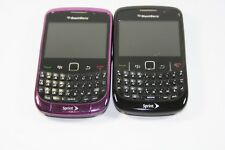 2 Blackberry Phones Blackberry 8530 Curve Smartphone & Blackberry 9330 Curve
