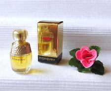Parfum Miniatur CHAMPAGNE ► v Yves St. Laurent mit Box SUPER RAR!! Sammlerstück!