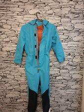 Geggamoja blue Ski Suit  122/128
