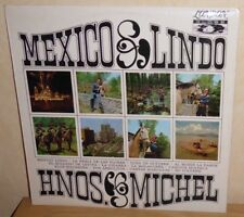 Trio Hermanos Michel: Mexico Lind. '69 UK London Globe GLB 1050 Mariachi