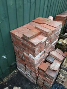Reclaimed Victorian Pavers