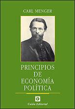 Principios De Economia Politica 2Ed. ENVÍO URGENTE (ESPAÑA)