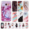 For Samsung Galaxy A3/A5 2017 Marble Pattern Soft TPU Silicone Back Case Cover