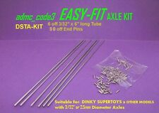EASY-FIT Replacement Axle KIT for Dinky SUPERTOYS Van Truck WAGON etc. DSTA-KIT