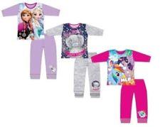 Pijamas y batas de niña de 2 a 16 años pantalón largo