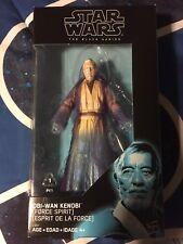 Star Wars Black Series Obi-Wan Kenobit Force Spirit Exclusive Hasbro Disney