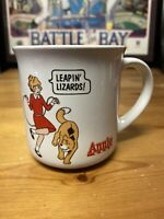 """Applause """"Annie"""" Cup Mug """"Leapin' Lizards"""" 1982 Vintage Musical"""
