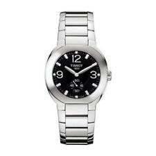 NOS Tissot Fascination Men's Stainless Steel Bracelet Wrist Watch T32.1.483.52