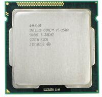 Intel i5 2500 procesador 3,3 GHz/6 MB L3 Cache/Quad-Core/TDP:95 W/LGA1155