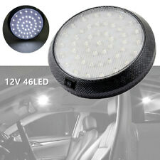 1PCS 12V 46 LED Car SUV Interior Dome Light Indoor Roof Ceiling Lamp Bulb White