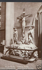 Religion Postcard - Unknown Location - St Dominic's, Calvary Group  DR960