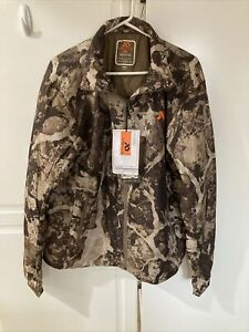 NEW, First Lite Cirrus Jacket New With Tags Puffy. Size LARGE