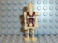 LEGO® Star Wars Figur Security Battle Droid rot sw347 aus Set 7877 F258