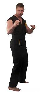 Choose Adult Movie The Karate Kid Cobra Kai Standard or Replica Gi Costume