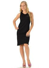Hemp and Organic Cotton Sleeveless Tank Dress|Women's Eco-friendly Clothing