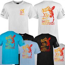 Camisetas de hombre LA color principal negro