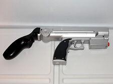 Nintendo Wii Video Game Attachment Remote Controller Rifle Gun Shot Blaster Toy